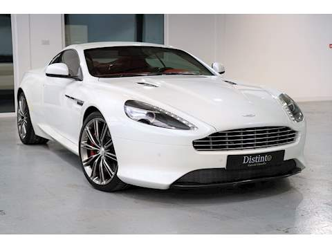 Virage Virage 6.0 2dr Saloon Automatic Petrol