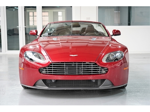 Aston Martin Vantage V8 Roadster 4.7 2dr Convertible Automatic Petrol