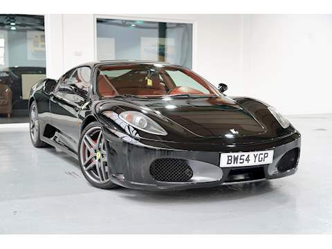 2005 Ferrari F430 F1 Coupe 4.3 - Nero Black & Red - Left Hand Drive (LHD)
