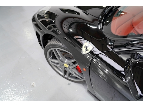 Ferrari 2005 Ferrari F430 F1 Coupe 4.3 - Nero Black & Red - Left Hand Drive (LHD)