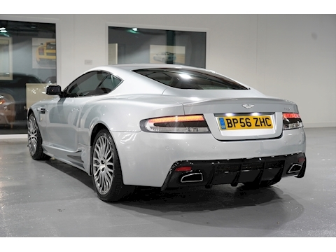 Aston Martin 2007 Aston Martin DB9 Coupe 6.0 V12 - GENUINE MANSORY - 44K - Left Hand Drive (LHD)