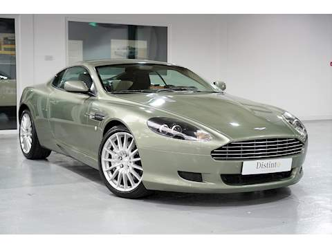 Db9 V12 5.9 2dr Coupe Automatic Petrol