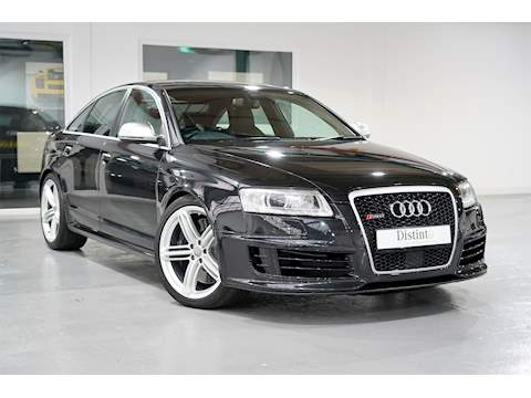 2009 Audi RS6 5.0 V10 Tfsi Rare Saloon - FSH - Big Spec - Black