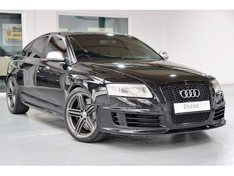 2009 Audi RS6 5.0 Tfsi V10 Saloon - FSH - Carbon - Left Hand Drive (LHD)