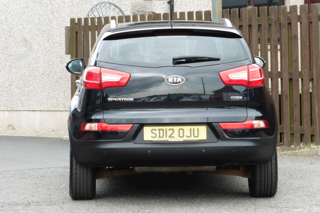 Sportage Crdi Kx-2 Estate 2.0 Manual Diesel