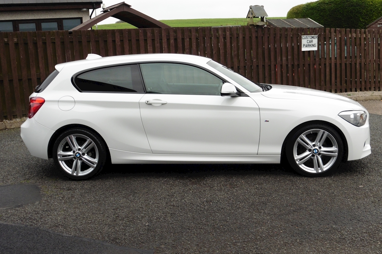 1 Series 116D M Sport Hatchback 2.0 Manual Diesel