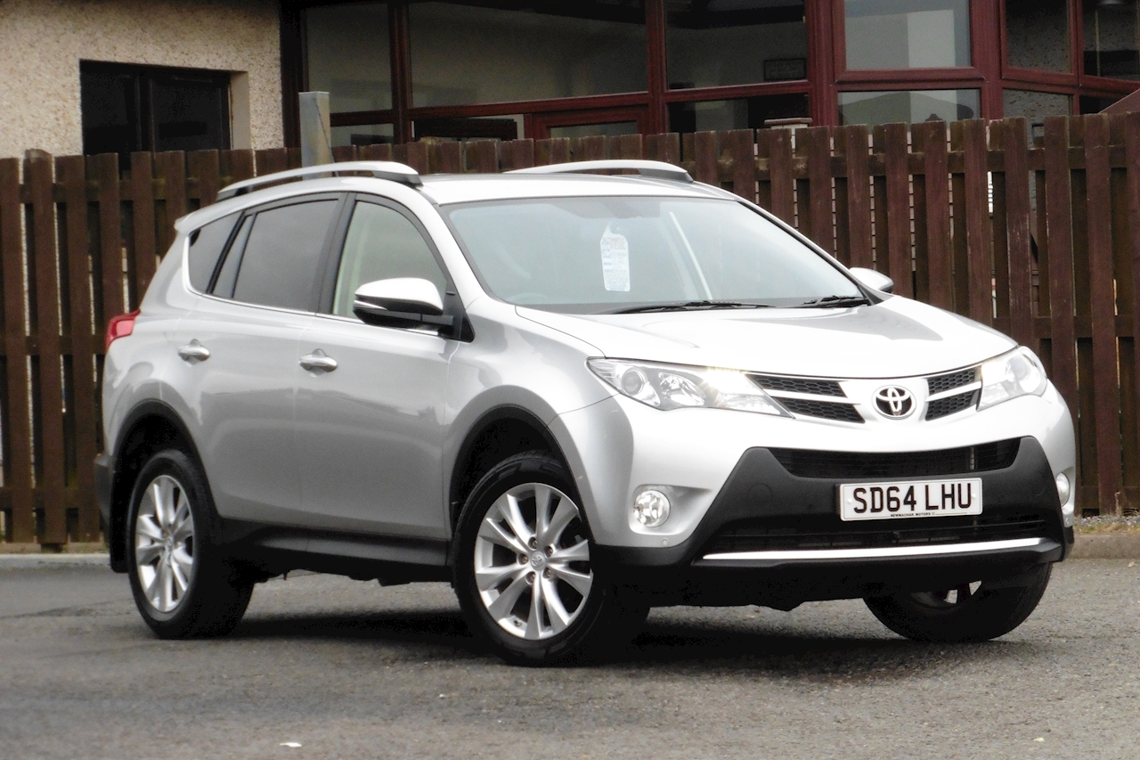 Toyota Rav4 D-4D Invincible Estate 2.2 Automatic Diesel