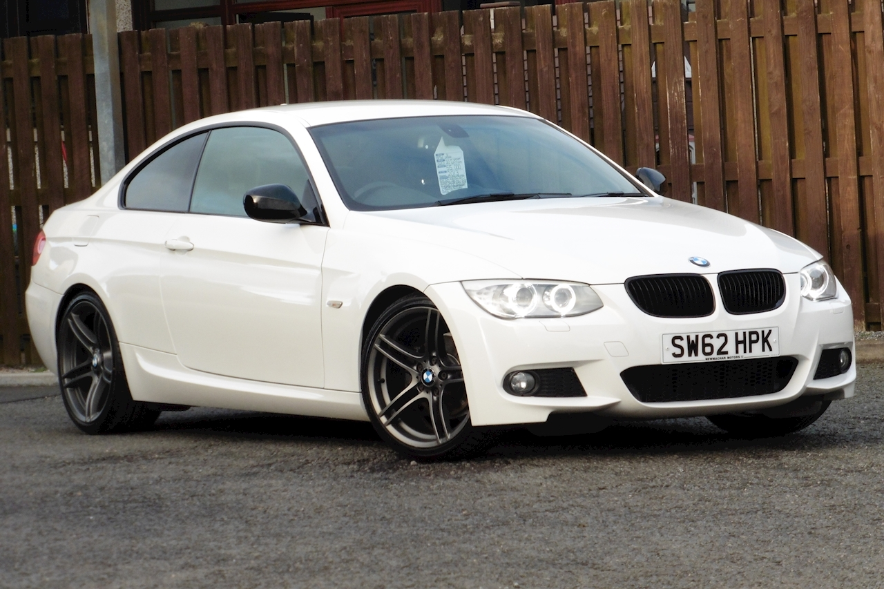 3 Series 320I Sport Plus Edition Coupe 2.0 Manual Petrol