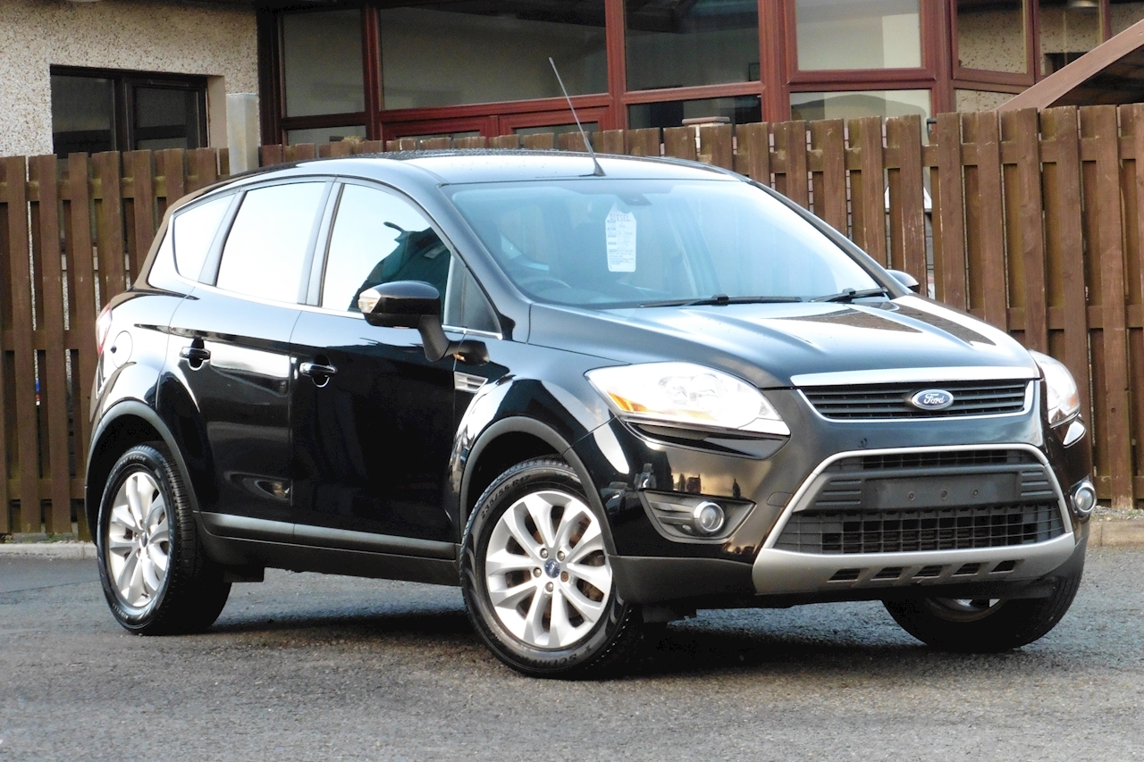 Ford Kuga Titanium Estate 2.0 Manual Diesel