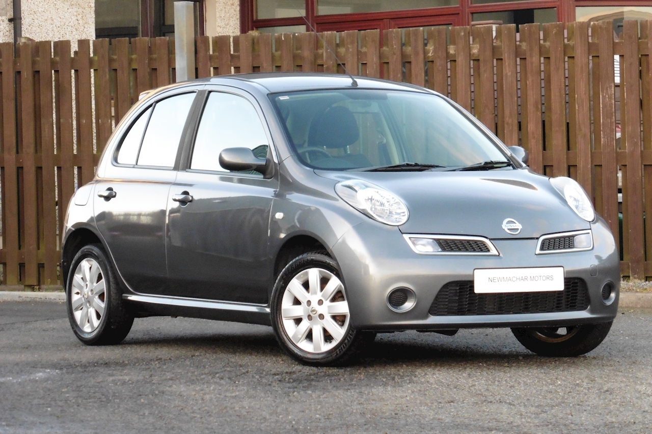 Nissan Micra Acenta Plus Hatchback 1.2 Manual Petrol