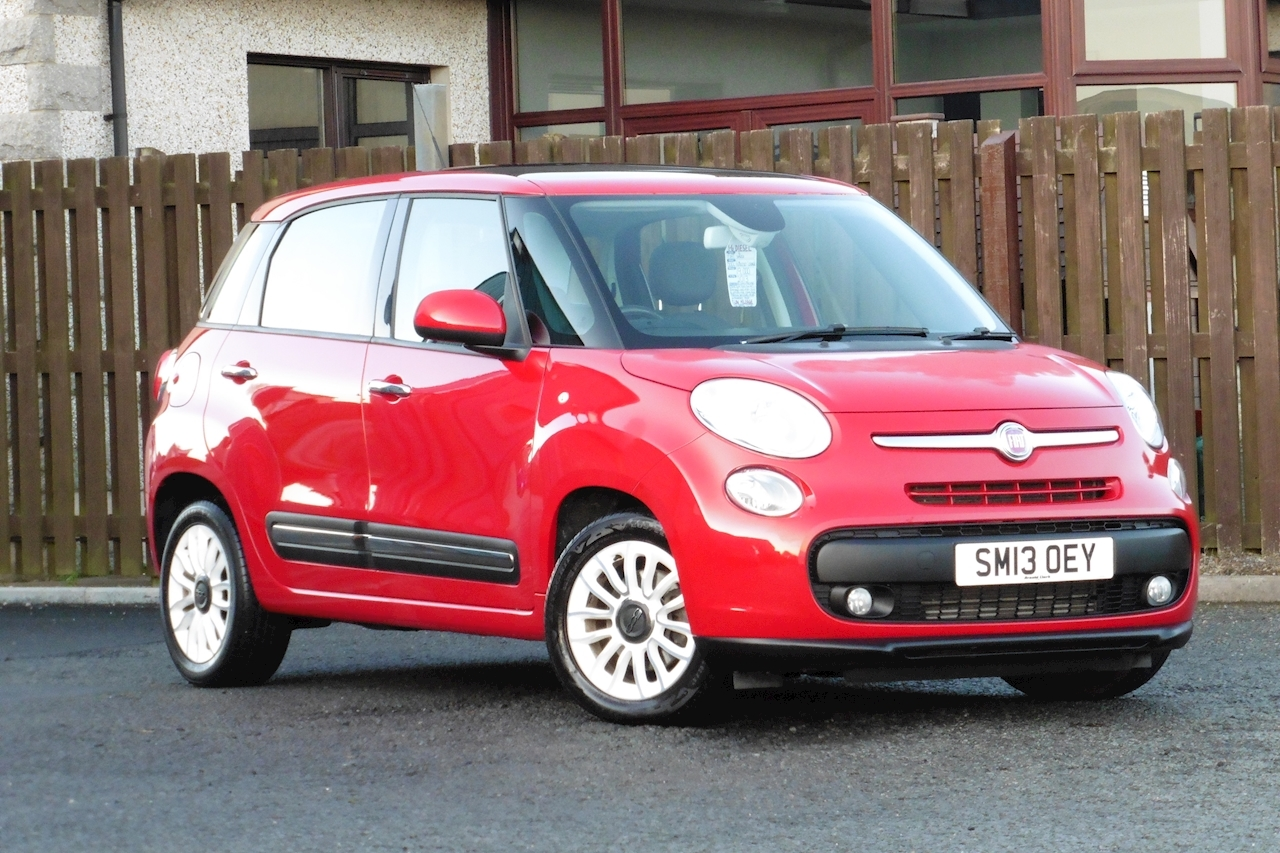 Fiat 500L Multijet Lounge Mpv 1.6 Manual Diesel