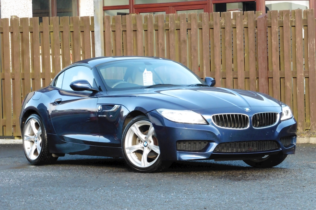 BMW Z Series Z4 Sdrive18 M Sport Roadster Convertible 2.0 Manual Petrol