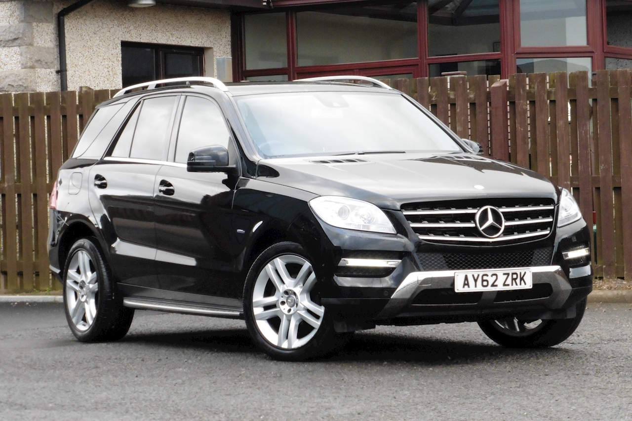 Mercedes-Benz M-Class Ml350 Bluetec Special Edition Estate 3.0 Automatic Diesel