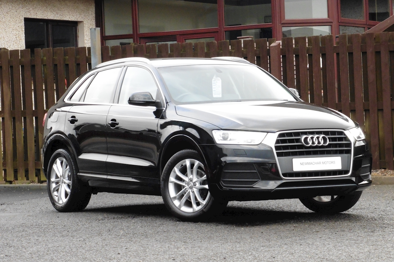 Audi Q3 Tdi Se Estate 2.0 Manual Diesel