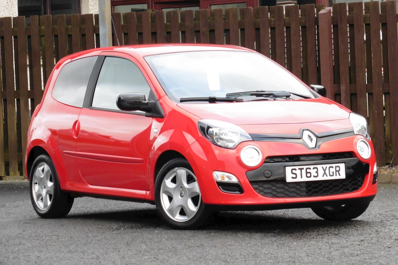 Renault Twingo Dynamique Hatchback 1.1 Manual Petrol