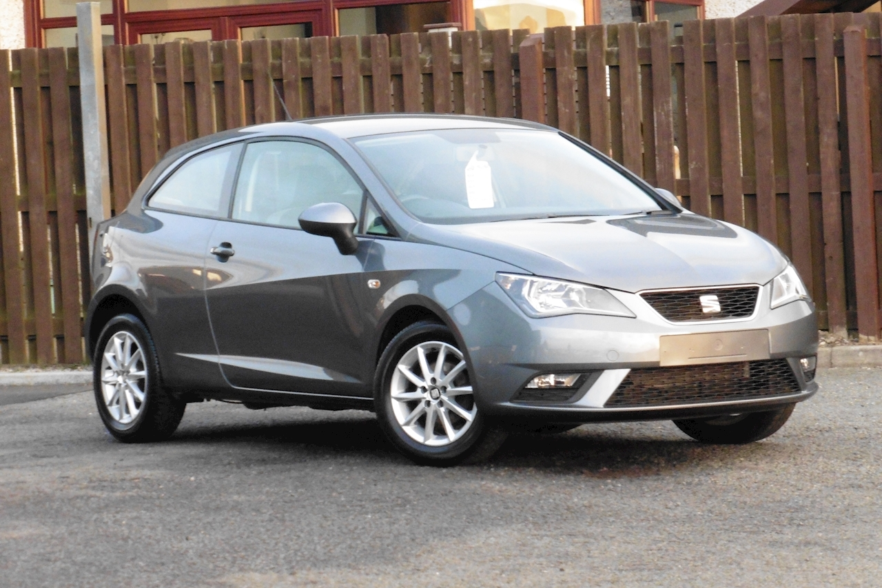 Seat Ibiza Tsi Se Technology Hatchback 1.2 Manual Petrol