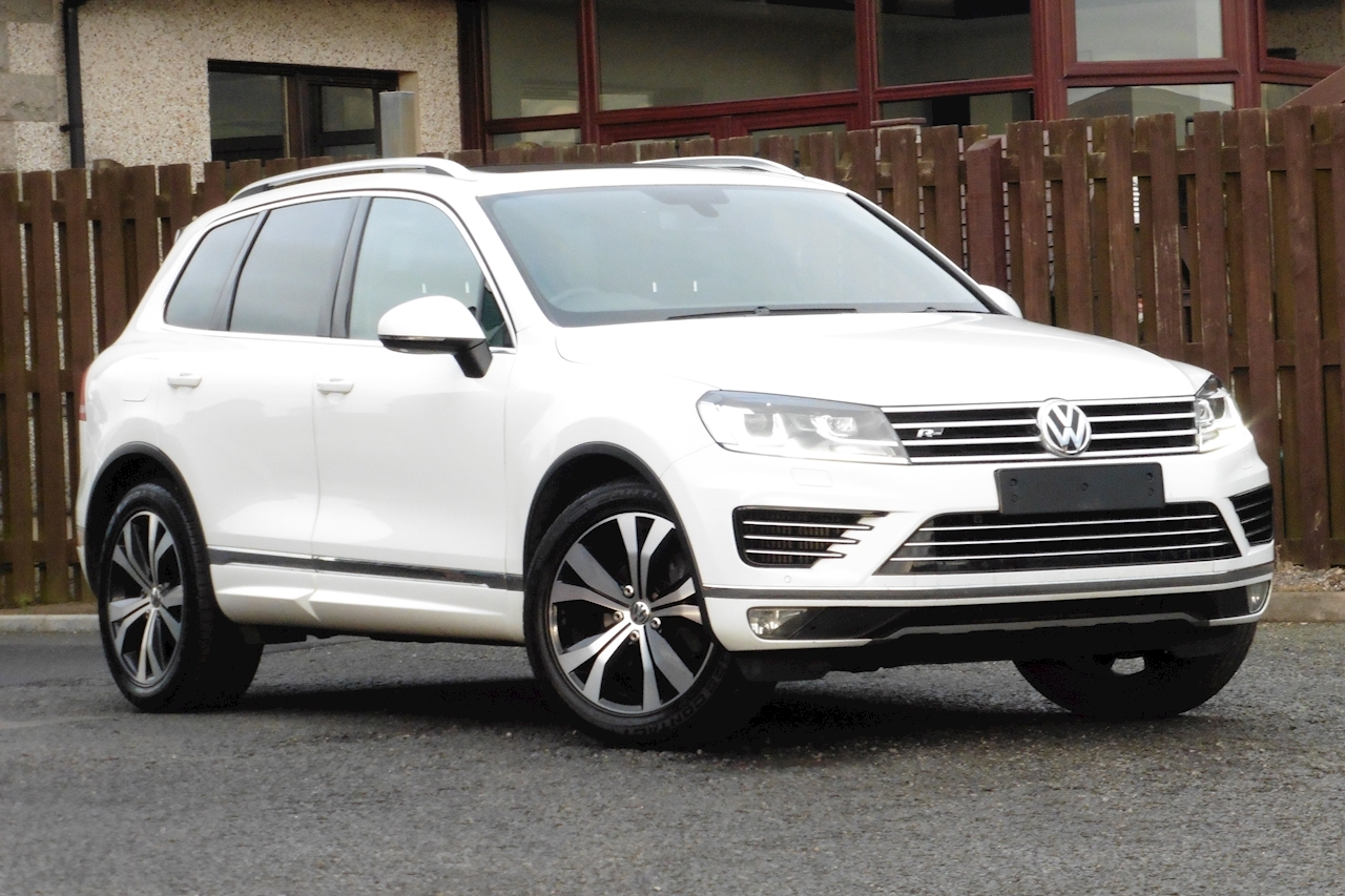 Volkswagen Touareg V6 R-Line Tdi Bluemotion Technology Estate 3.0 Automatic Diesel