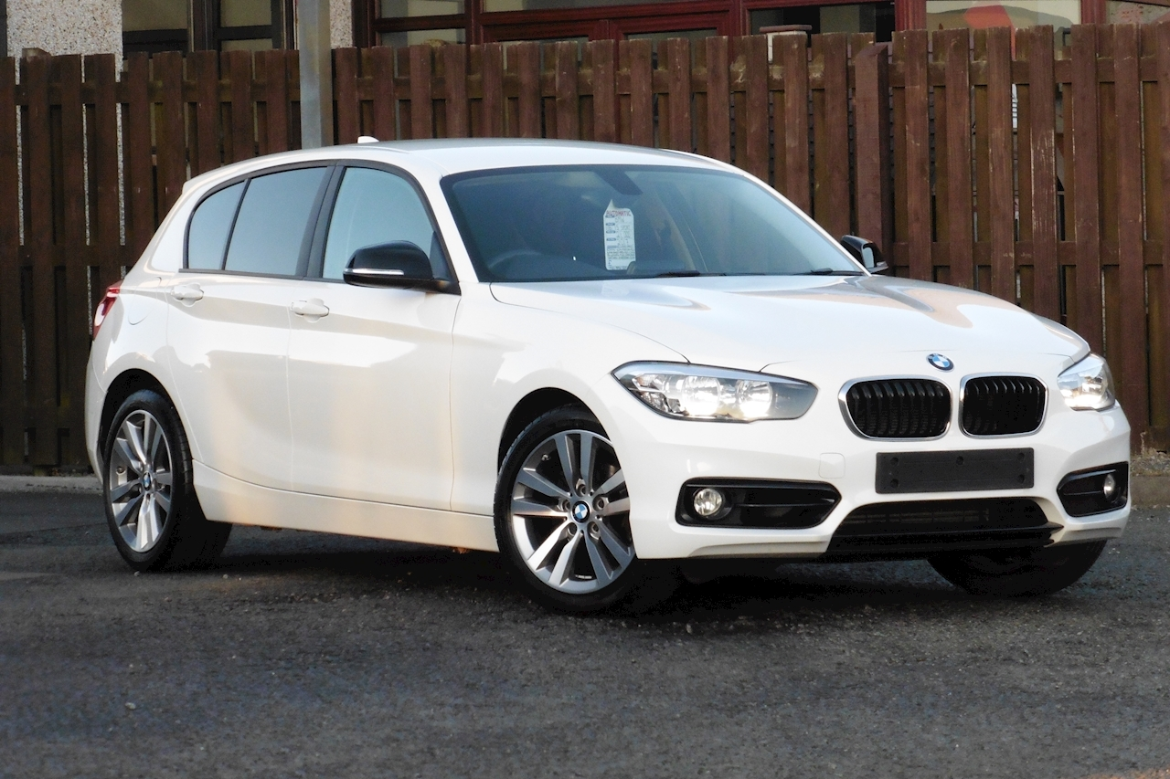BMW 1 Series 118I Sport Hatchback 1.5 Automatic Petrol