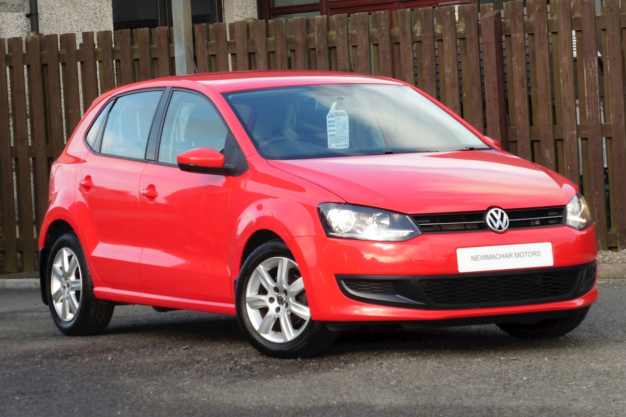 Volkswagen Polo Se Tdi Hatchback 1.6 Manual Diesel