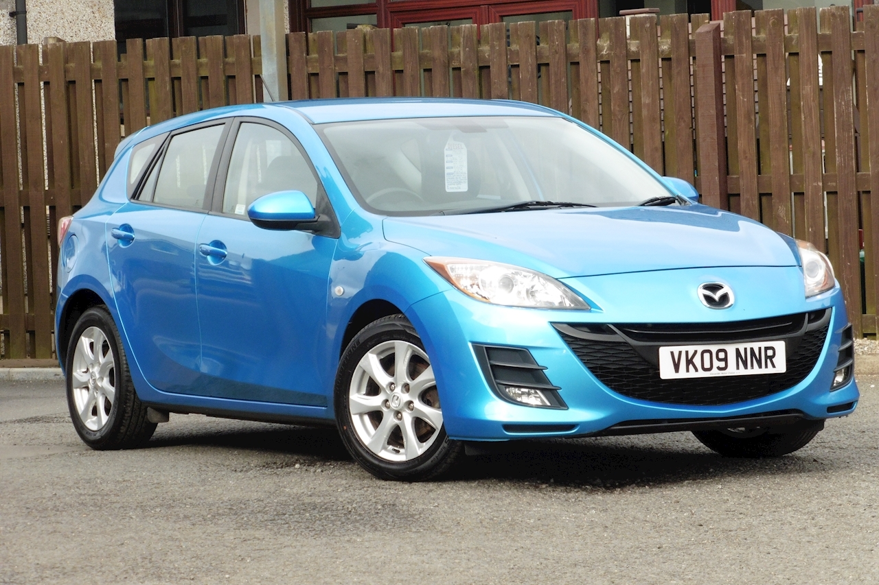 Mazda Mazda 3 D Ts2 Hatchback 1.6 Manual Diesel