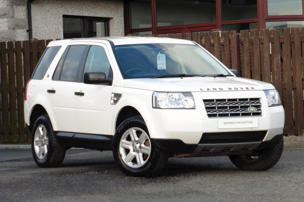 Land Rover Freelander Td4 E S Estate 2.2 Manual Diesel