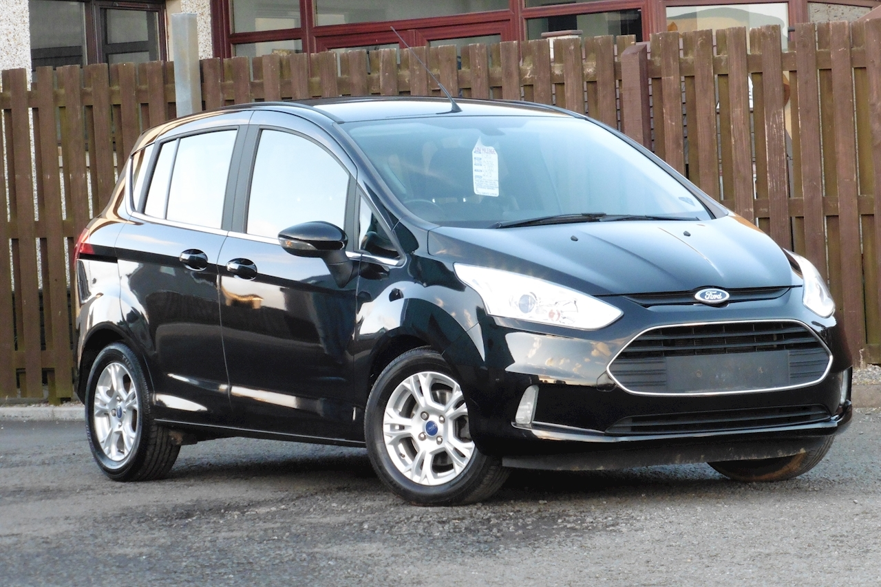 Ford B-Max Zetec Mpv 1.4 Manual Petrol