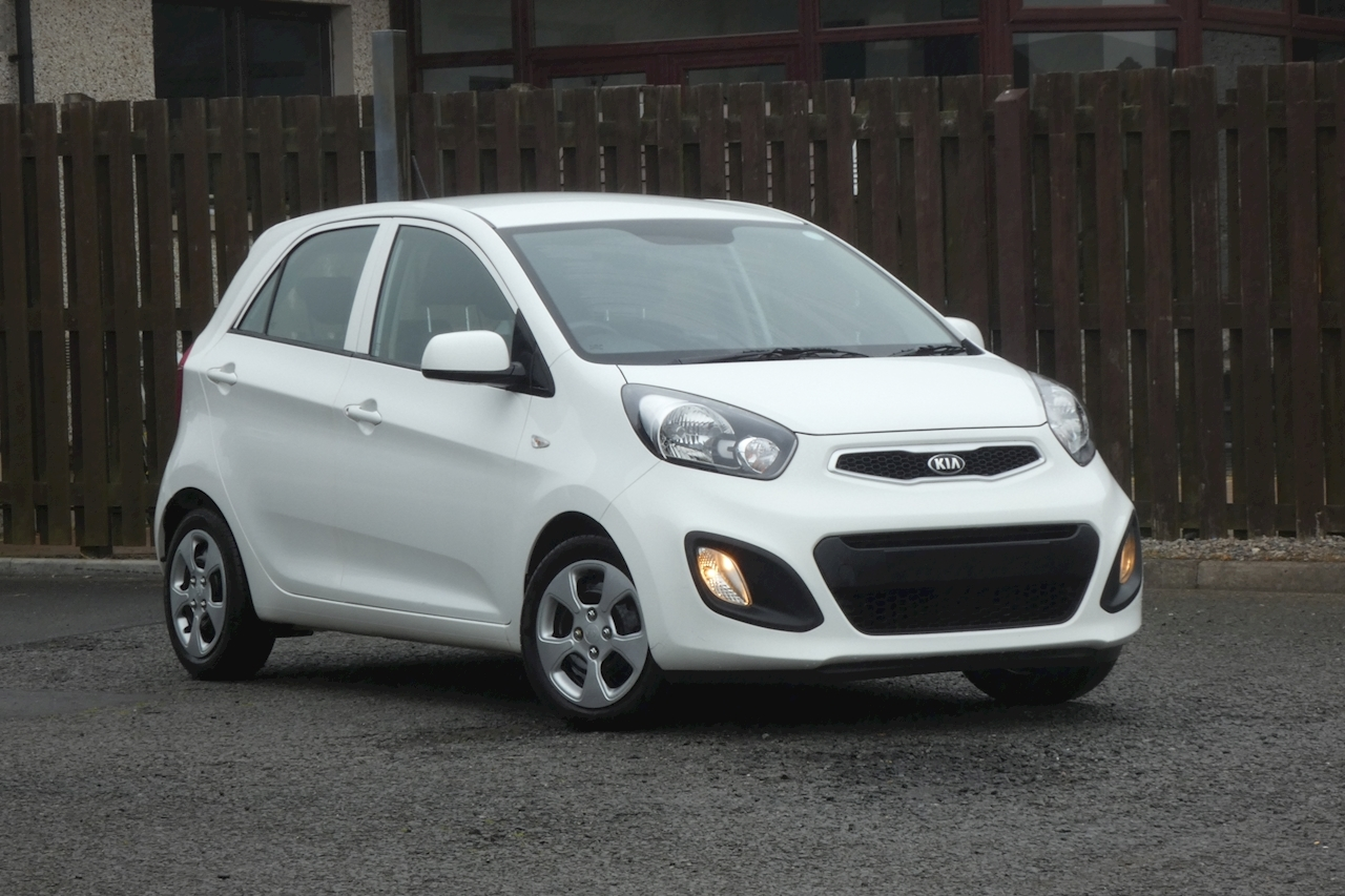Kia Picanto 1 Hatchback 1.0 Manual Petrol