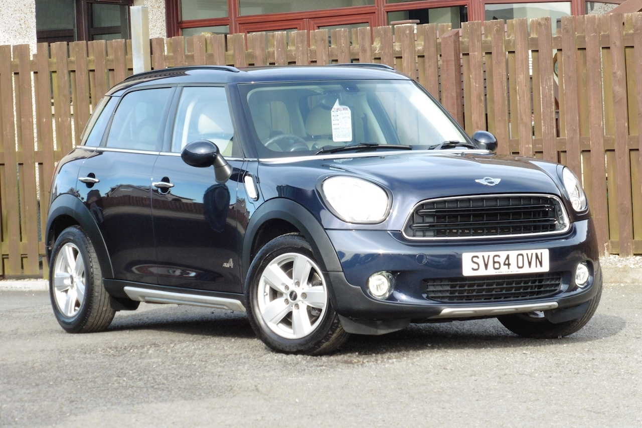 Mini Mini Countryman 1.6 Cooper All4 Hatchback Manual Petrol