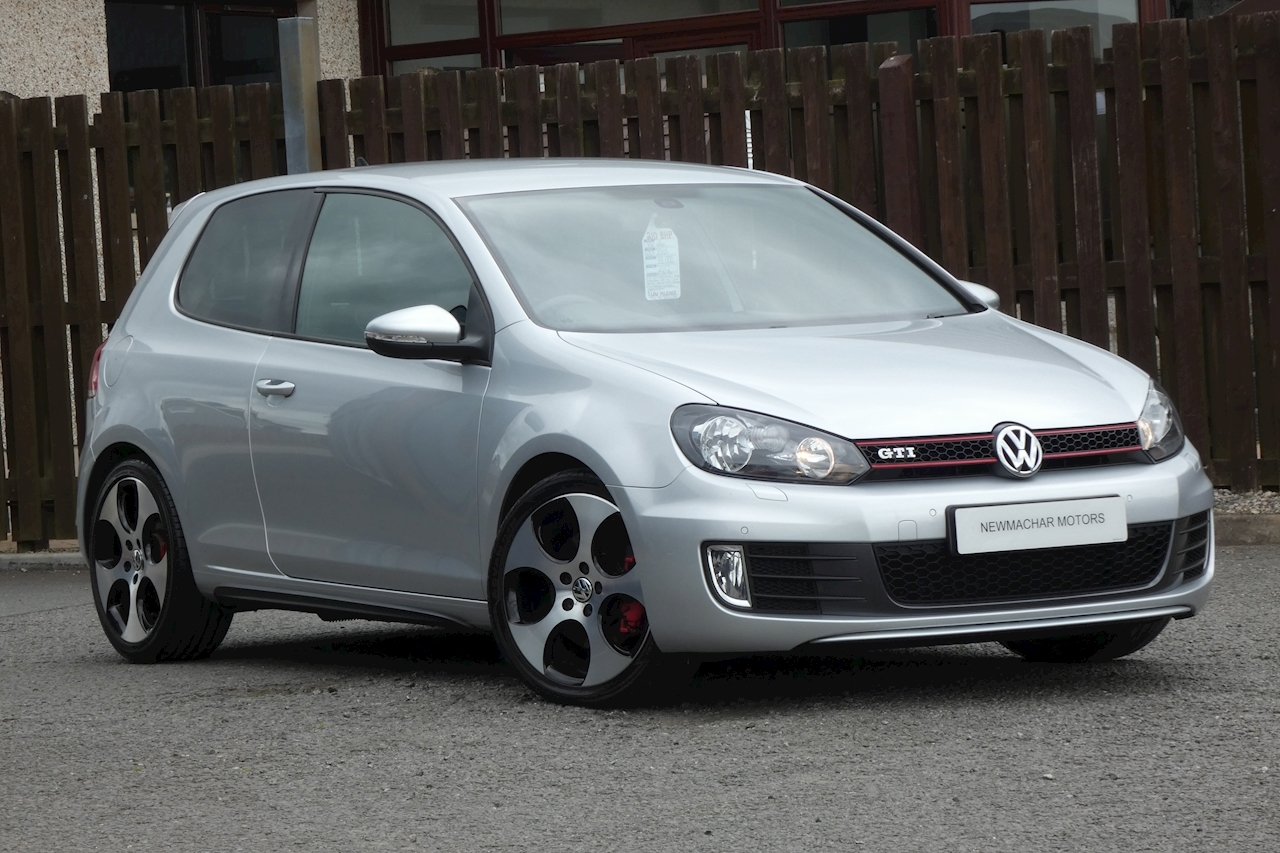 Volkswagen Golf 2.0 Tsi Gti Hatchback Manual Petrol