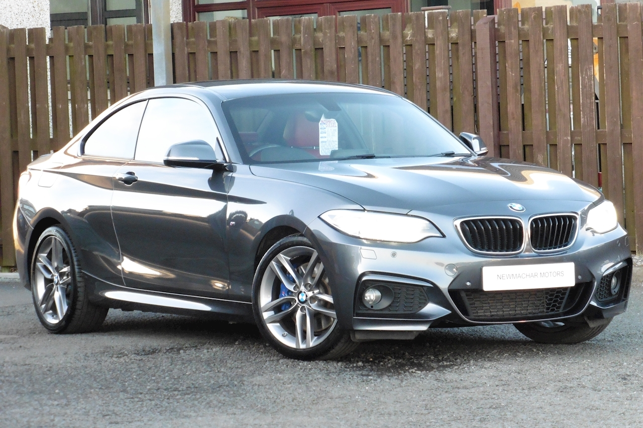BMW 2 Series 225D 2.0 M Sport Coupe Automatic Diesel