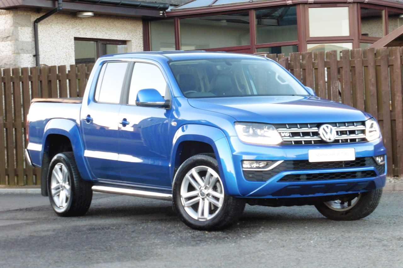 Volkswagen Amarok Dc V6 Tdi Highline 4Motion 3.0 4dr Pick-Up Automatic Diesel