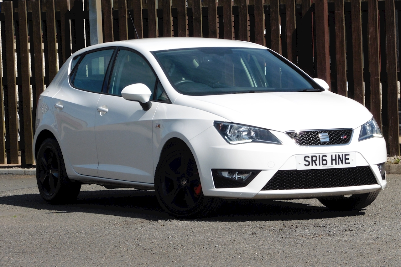 Seat Ibiza Tsi Fr Technology Hatchback 1.2 Manual Petrol