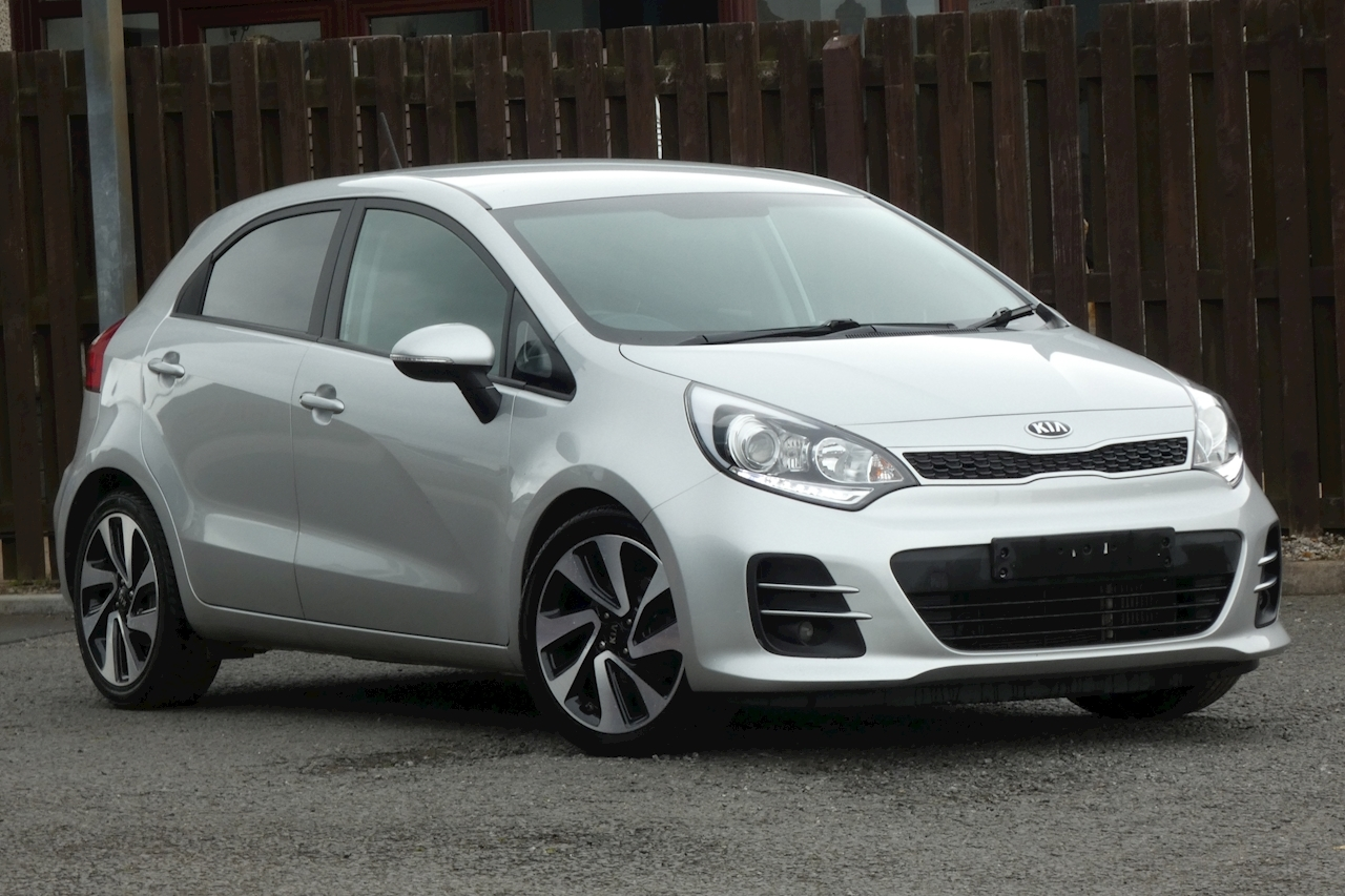 Kia Rio Crdi 3 Isg Hatchback 1.4 Manual Diesel