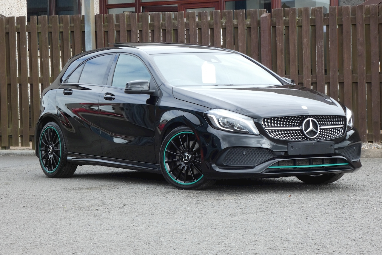 Mercedes-Benz A-Class A 220 D Motorsport Edition Premium Hatchback 2.1 Automatic Diesel
