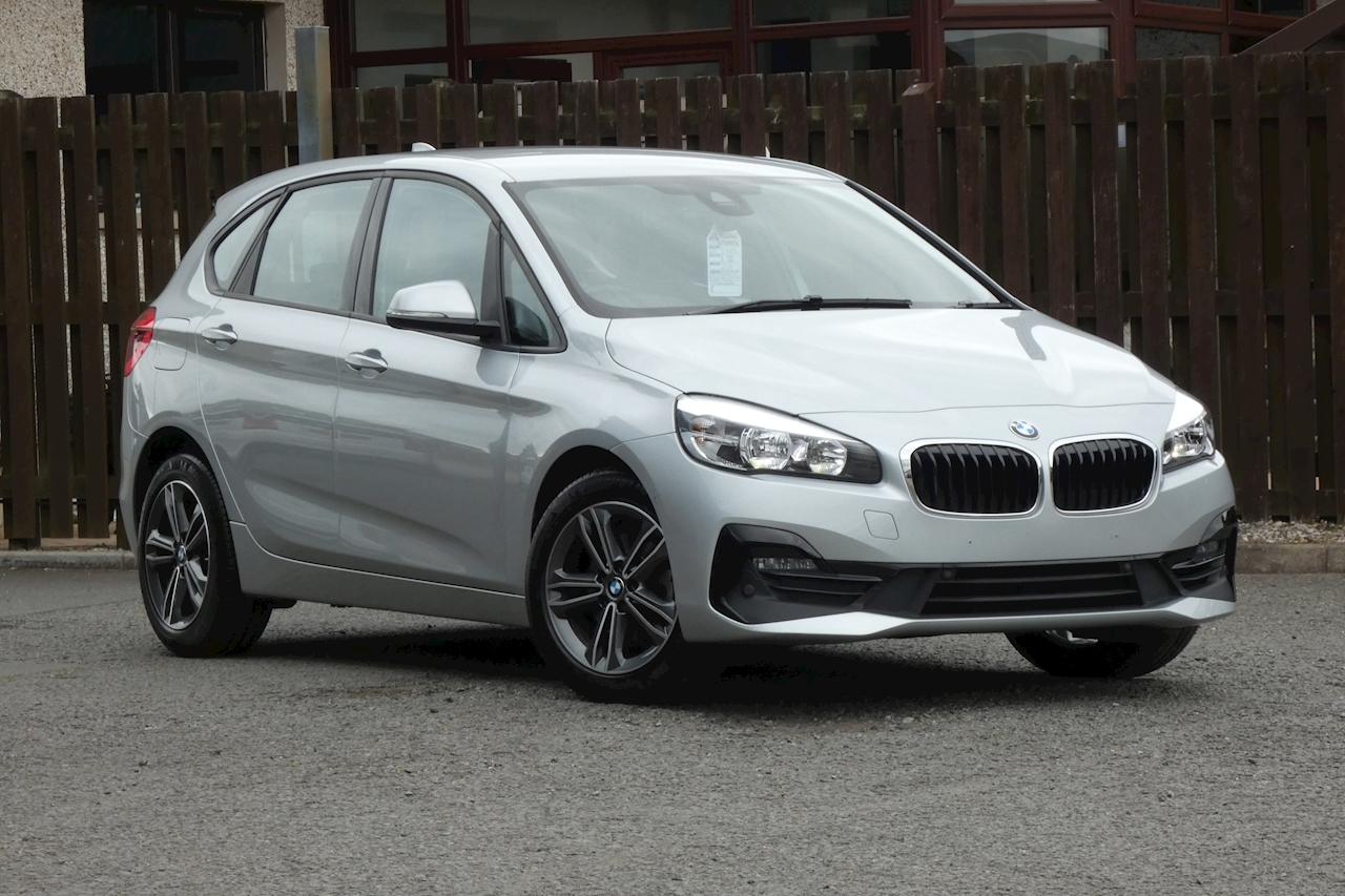BMW 2 Series 218I Sport Active Tourer Hatchback 1.5 Automatic Petrol