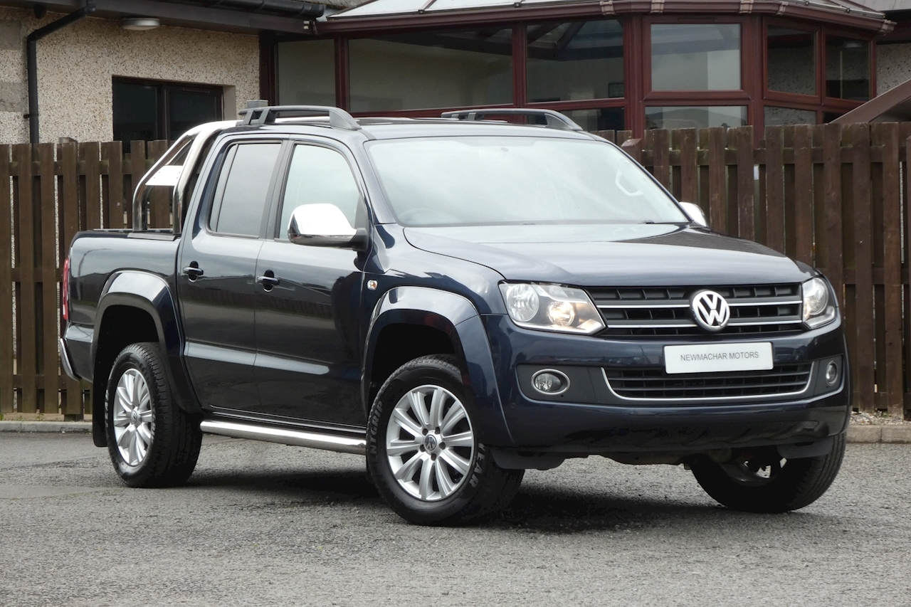 Volkswagen Amarok Highline Sel Pickup 2.0 Manual Diesel