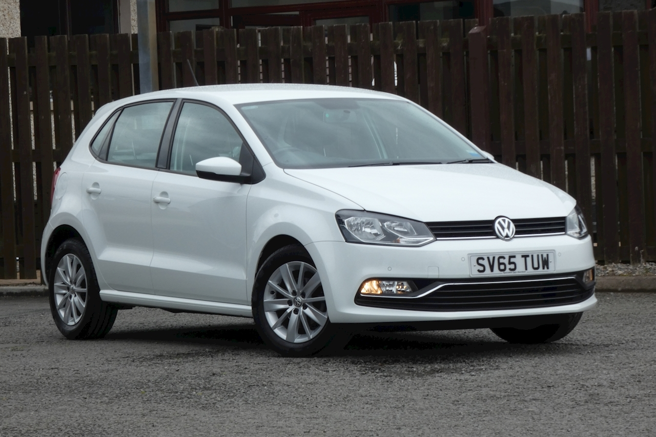 Volkswagen Polo SE Hatchback 1.2 Manual Petrol
