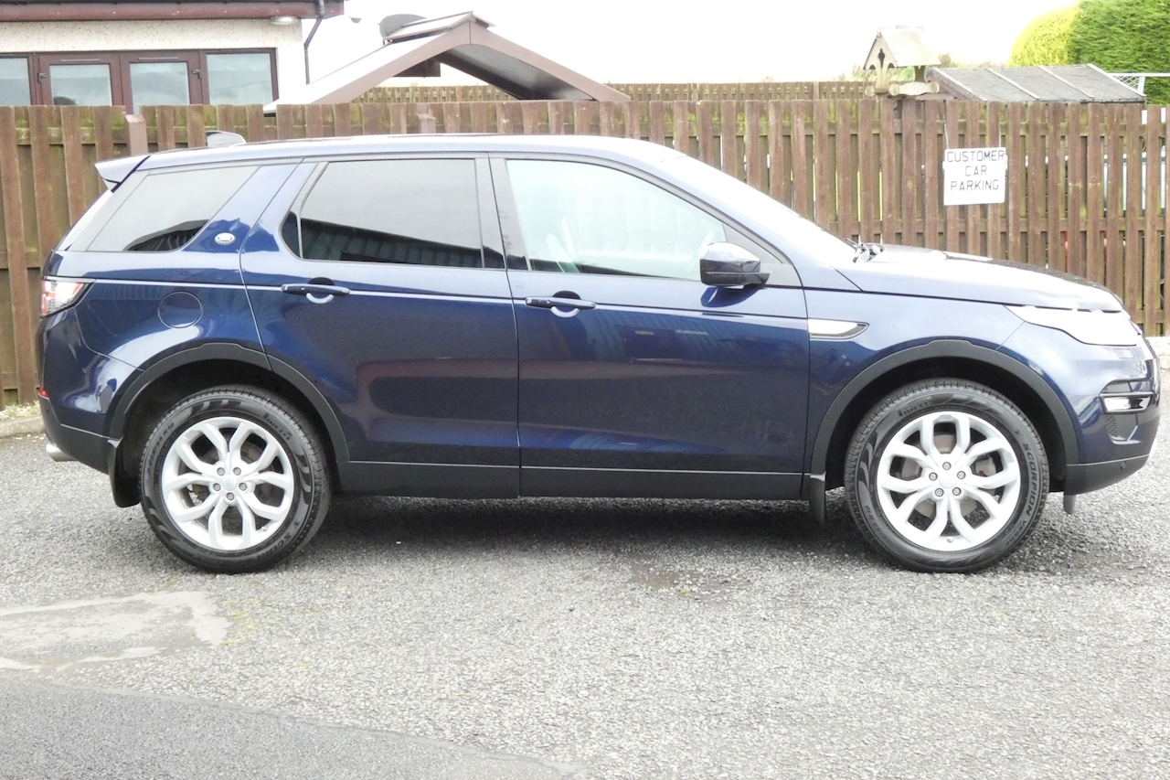 Discovery Sport HSE 7Seat SUV 2.0 Auto Diesel