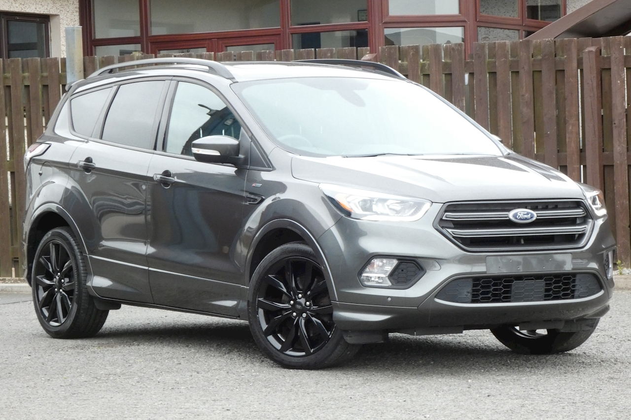 Ford Kuga St-Line X Tdci 2.0 5dr SUV Manual Diesel