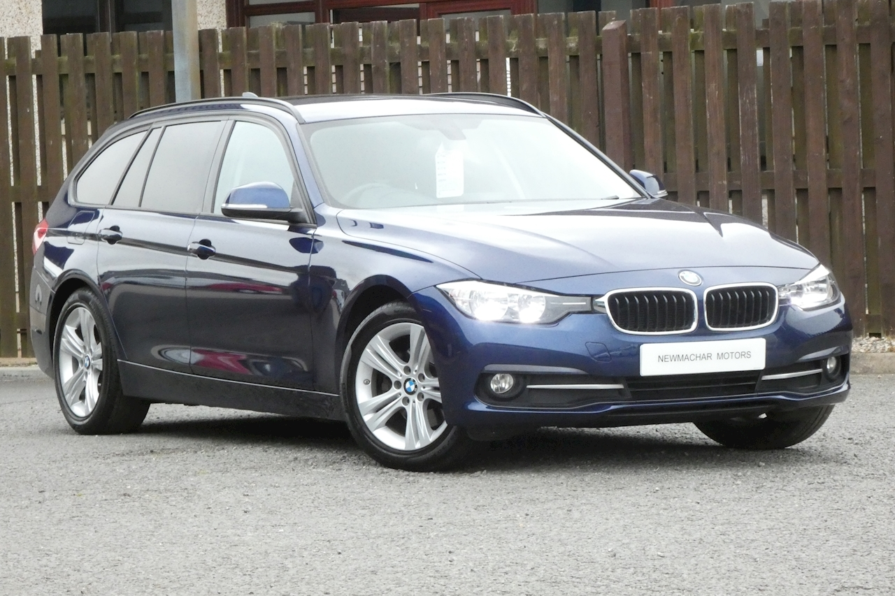 BMW 3 Series 320d Sport Touring Touring 2.0 Automatic Diesel