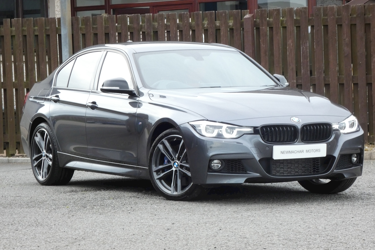 BMW 3 Series 335d xDrive M Sport Shadow Edition Saloon 3.0 Automatic Diesel