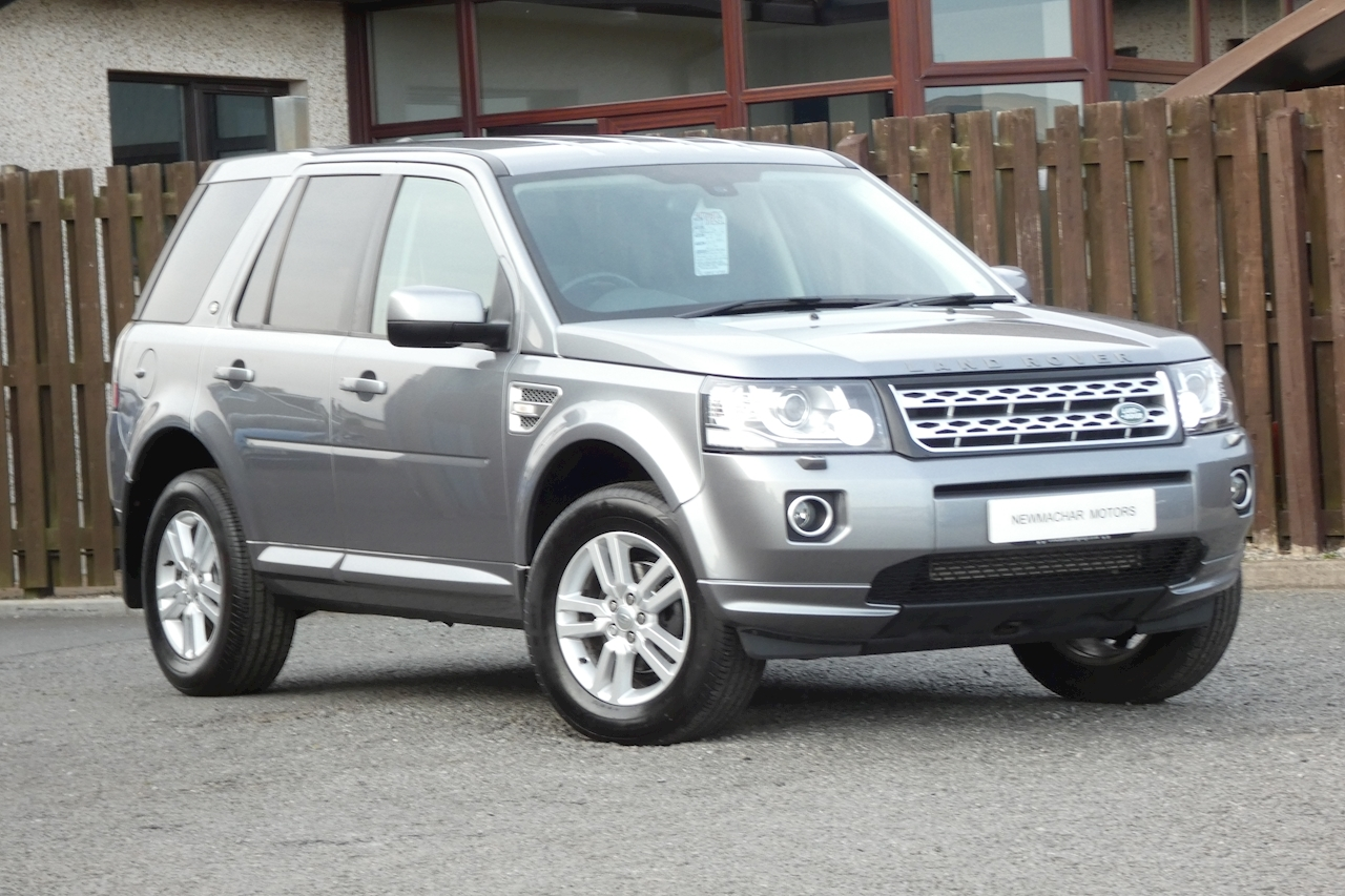 Land Rover Freelander 2 XS SUV 2.2 Automatic Diesel