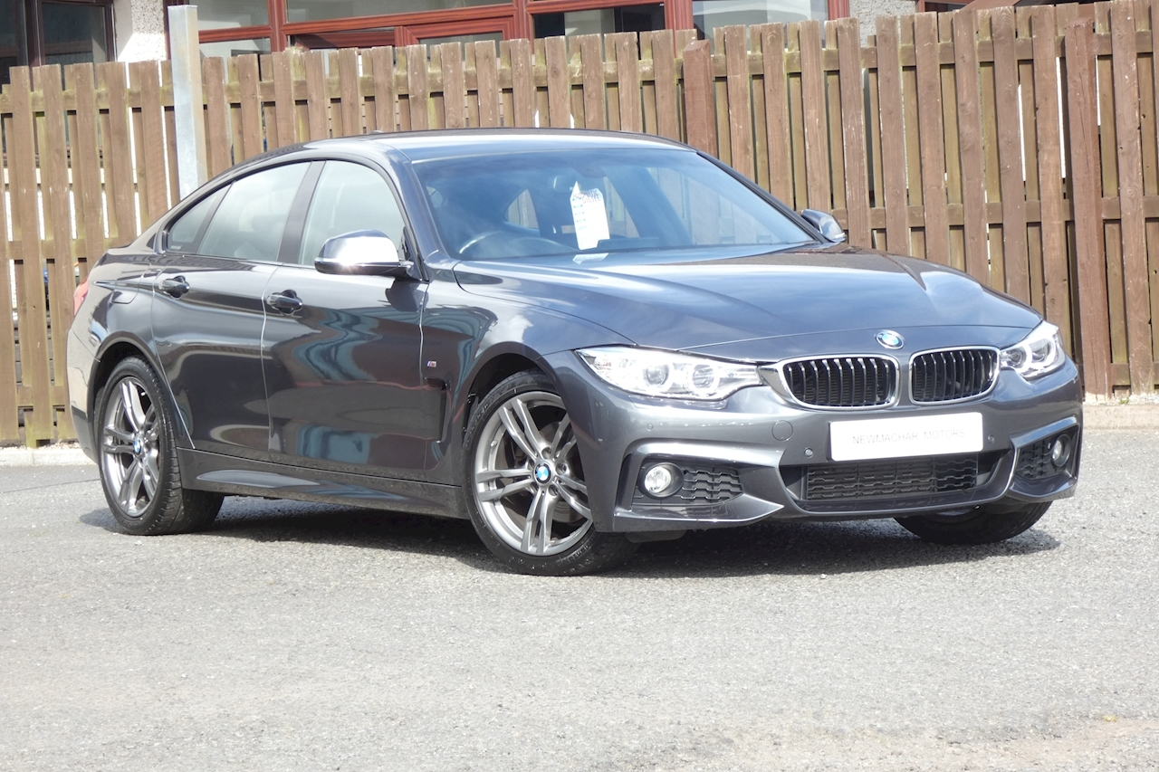 BMW 4 Series Gran Coupe 420d M Sport Gran Coupe Gran Coupe 2.0 Automatic Diesel