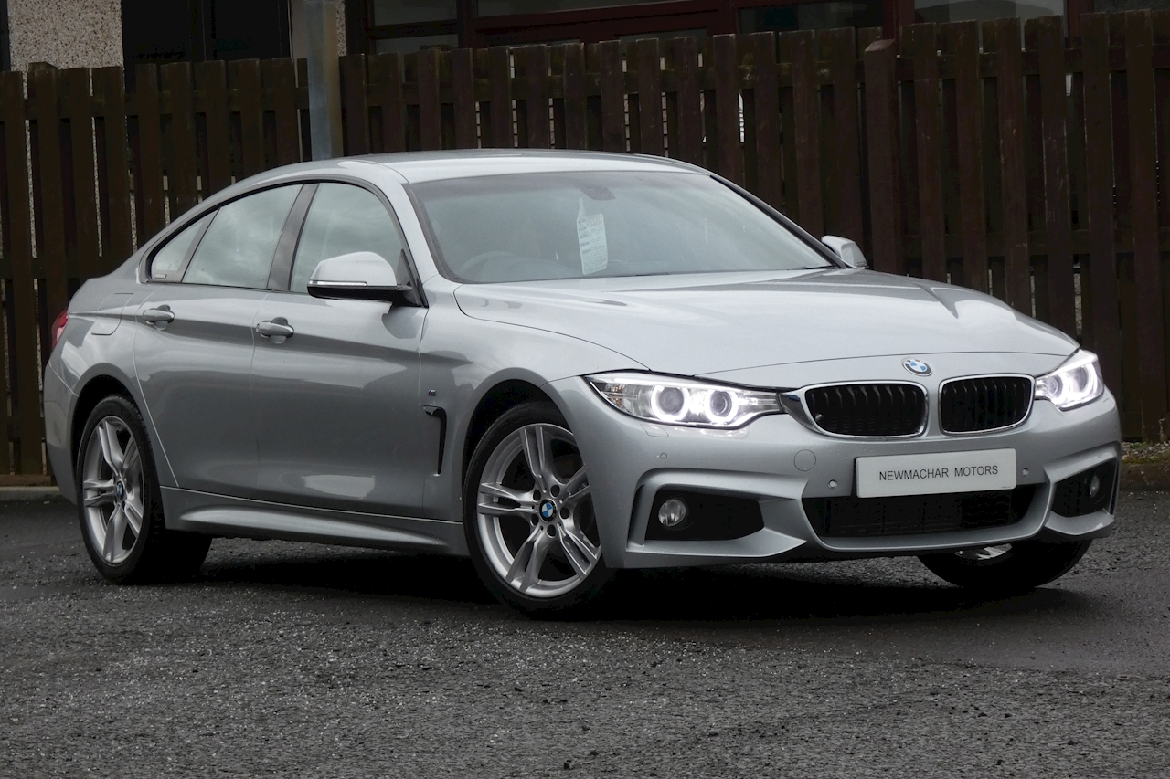 BMW 4 Series Gran Coupe 420d xDrive M Sport Gran Coupe Gran Coupe 2.0 Automatic Diesel