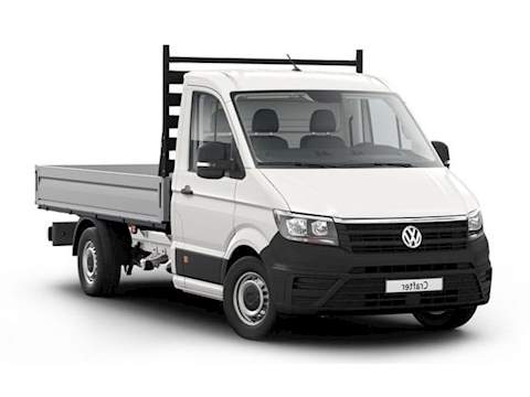 Volkswagen Crafter Dropside SINGLE CAB DROPSIDE