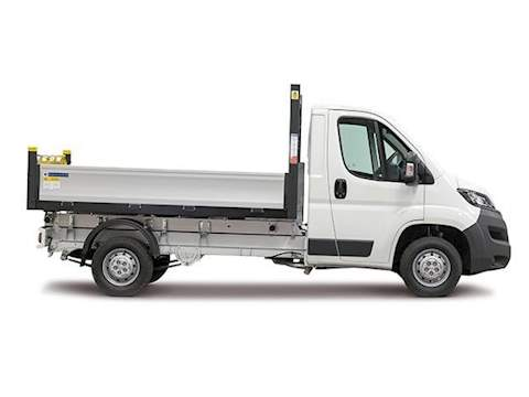 Fiat Ducato Tipper SINGLE CAB TIPPER