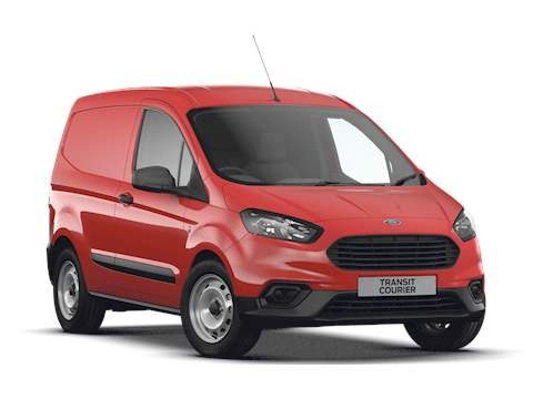 Ford Courier Van CAR DERIVED VAN