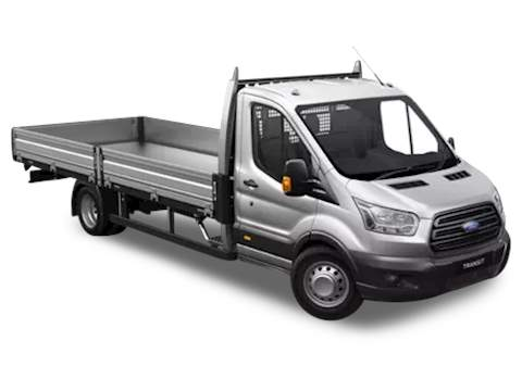 Ford Transit Dropside SINGLE CAB DROPSIDE