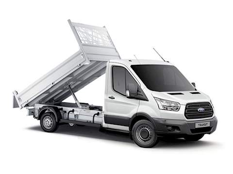 Ford Transit Tipper SINGLE CAB TIPPER