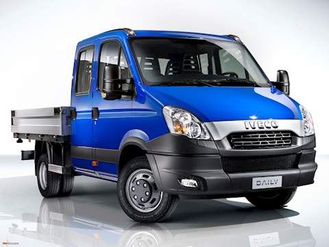 Iveco Daily Crew Cab Dropside CREW CAB DROPSIDE